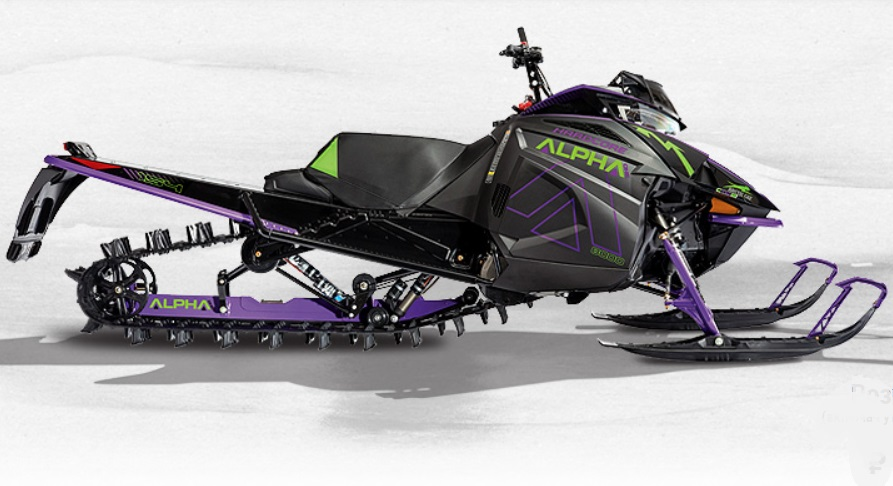Снегоход Arctic Cat M 8000 154`HARDCORE ALPHA ONE (2019)