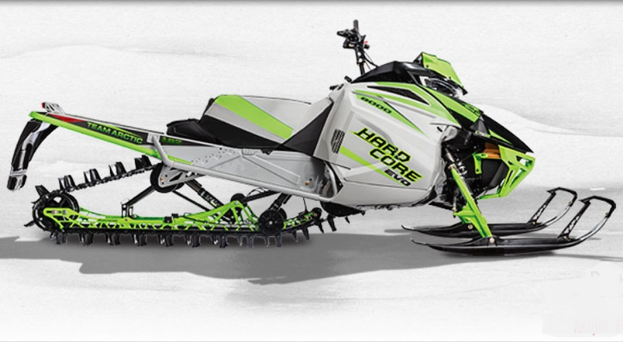 Снегоход Arctic Cat M 8000 162`HARDCORE EVO (2018)
