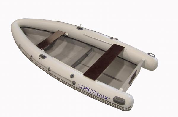 Лодка РИБ WinBoat 460RF Sprint (складной вариант)