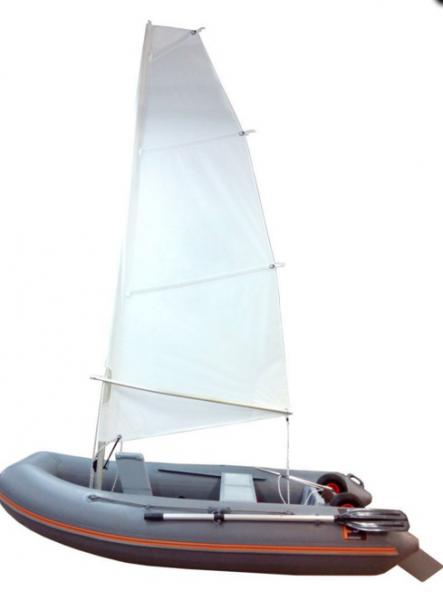 Парусный РИБ WinBoat 275RF Sprint Sail (складной)