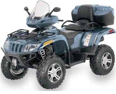 Квадроцикл Arctic Cat TRV 700 LIMITED