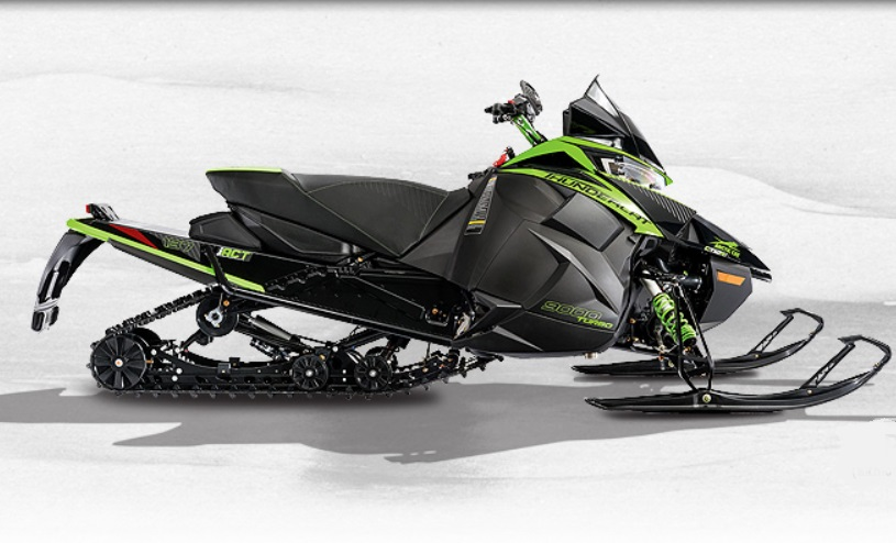 Снегоход Arctic Cat Bearcat ZR 9000 THUNDERCAT IACT (2019)