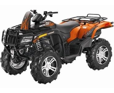 Квадроцикл Arctic Cat 1000 MUDPRO LTD