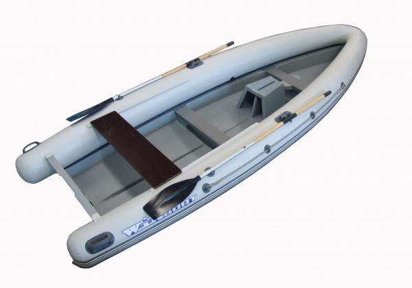 Лодка РИБ WinBoat 460RF Sprint Sail (складной вариант)