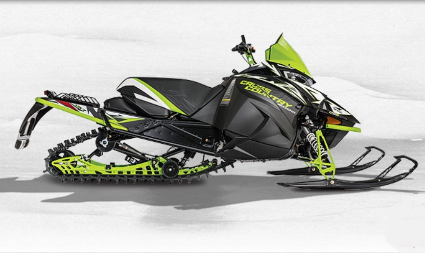 Снегоход Arctic Cat XF 6000 CROSS COUNTRY LTD ES (2018)