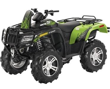 Квадроцикл Arctic Cat 700 i MUDPRO LTD