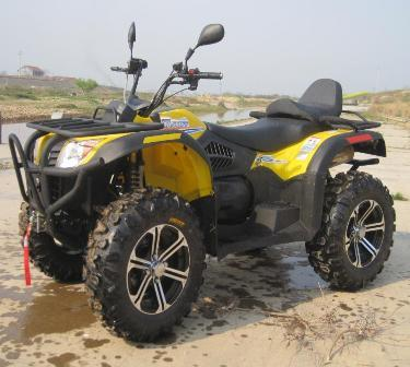 Квадроцикл 500сс двухместный POLAR  FOX  XY500 ATV-2