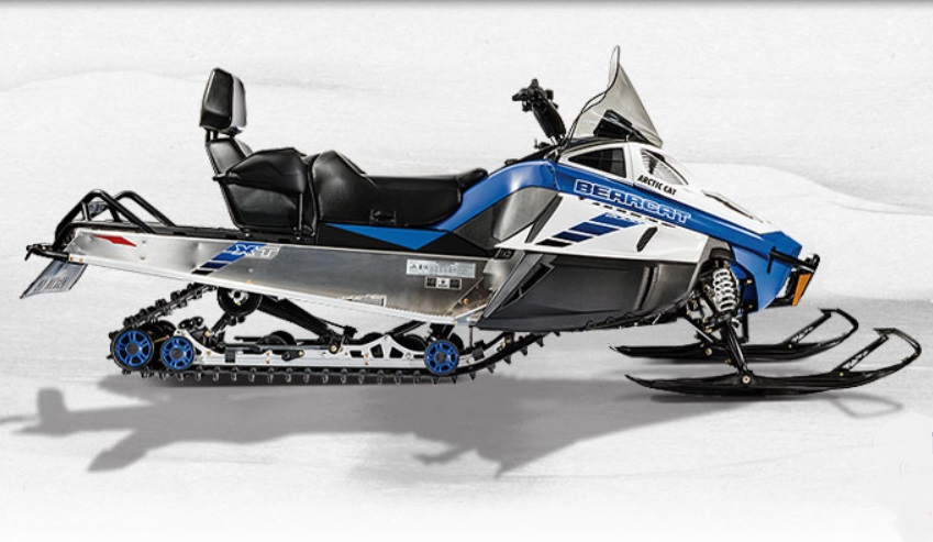 Снегоход Arctic Cat Bearcat  2000 XT ES (2017)