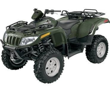 Квадроцикл Arctic Cat SUPER DUTY DIESEL 700