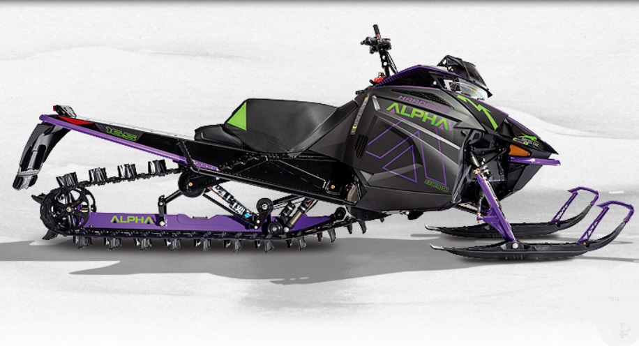 Снегоход Arctic Cat M 8000 165`HARDCORE ALPHA ONE (2019)