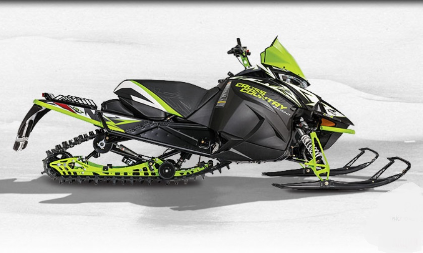 Снегоход Arctic Cat XF 8000 CROSS COUNTRY LTD ES (2019)