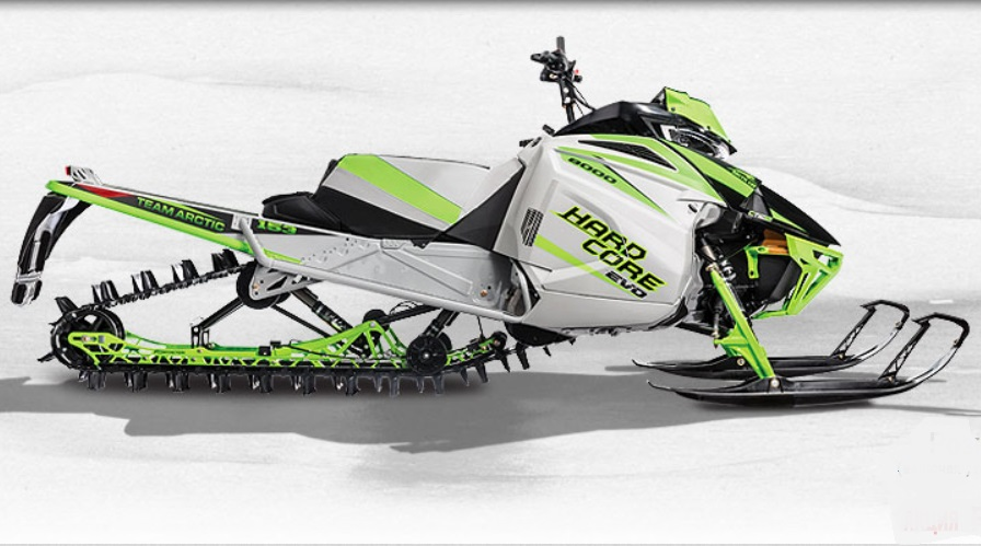 Снегоход Arctic Cat M 8000 153`HARDCORE EVO (2018)