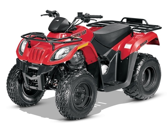 Квадроцикл Arctic Cat 150