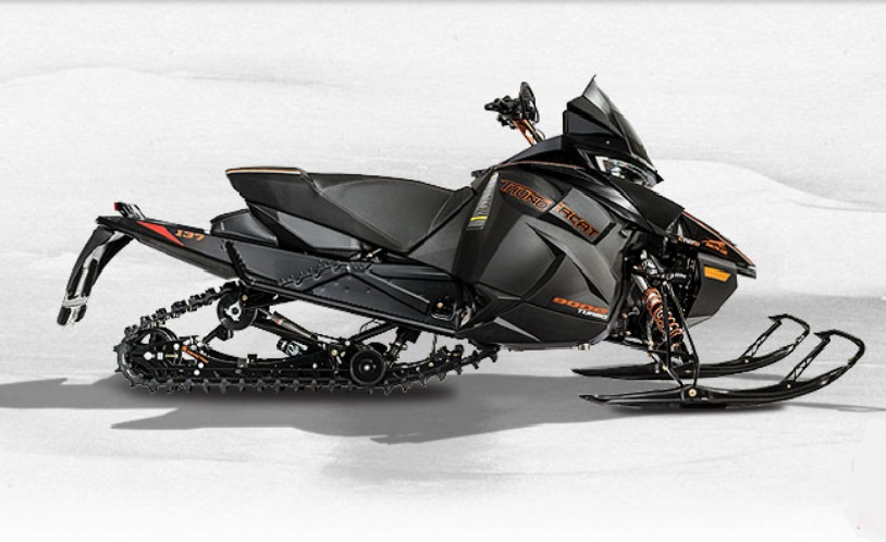 Снегоход Arctic Cat ZR 9000 THUNDERCAT (2018)
