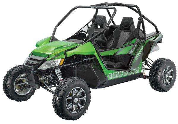 Багги Arctic Cat Wildcat 1000