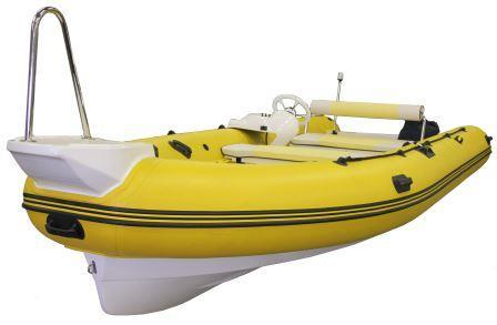 Лодка РИБ WinBoat 485R Luxe