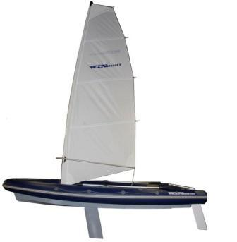 Лодка РИБ WinBoat 460R Sail
