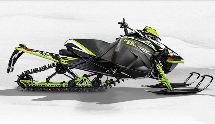 Снегоход Arctic Cat XF 8000 HIGH COUNTRY LTD ES(2018)